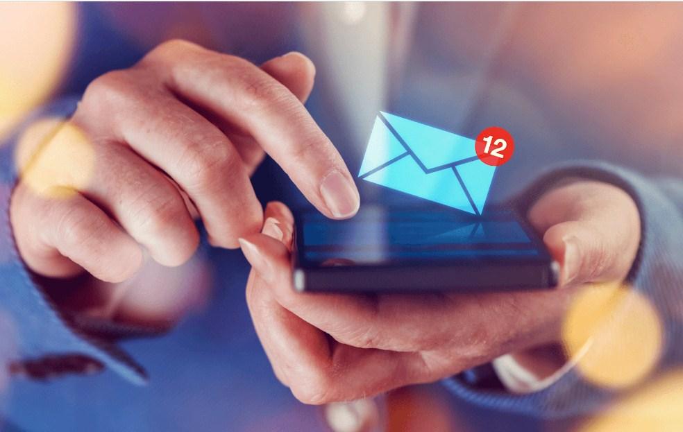 Sử dụng dịch vụ email marketing tối ưu hóa trên nền tảng di động giúp tăng tỷ lệ mở email