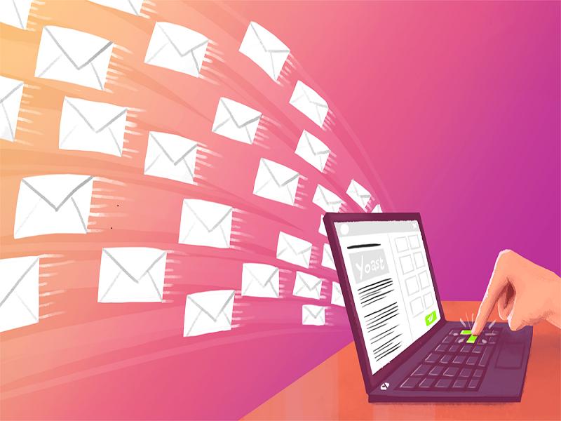 Email tương tác sử dụng để kết nối lại với những người đăng ký