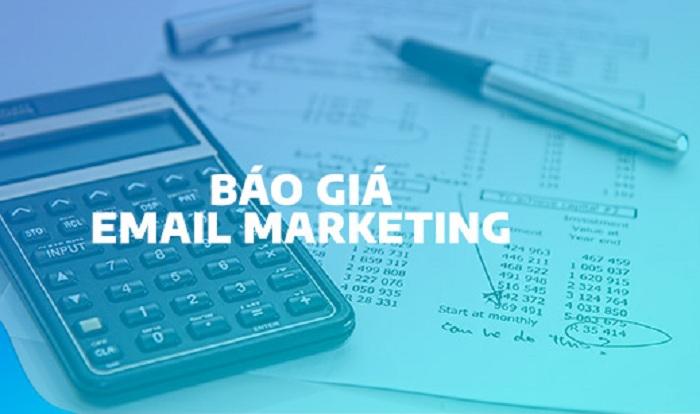 mẫu báo giá để gửi email marketing