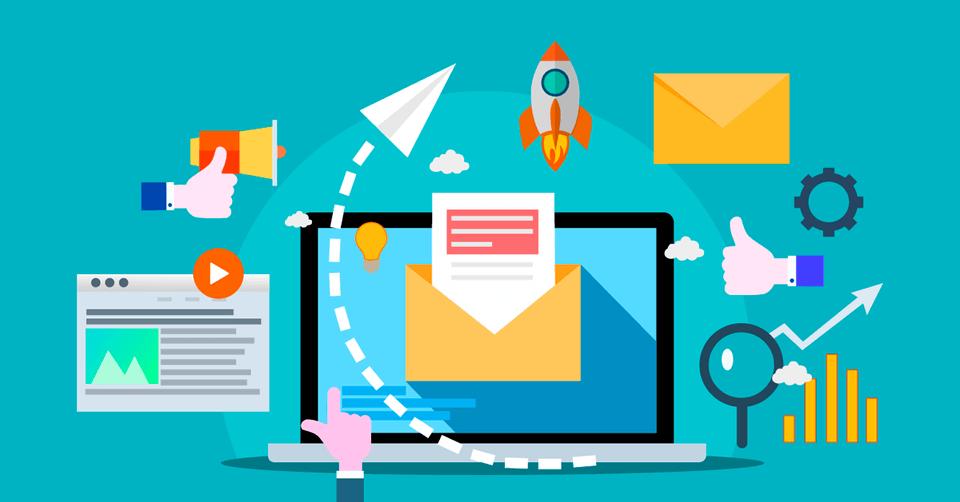 Thiết kế email marketing đơn giản hơn với các công cụ