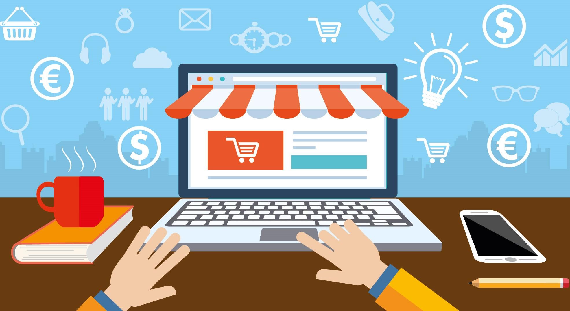 10 bước để bắt đầu khởi nghiệp kinh doanh online 2021