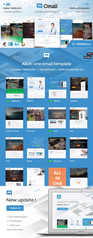 Omail tập trung vào tính sáng tạo của người dùng