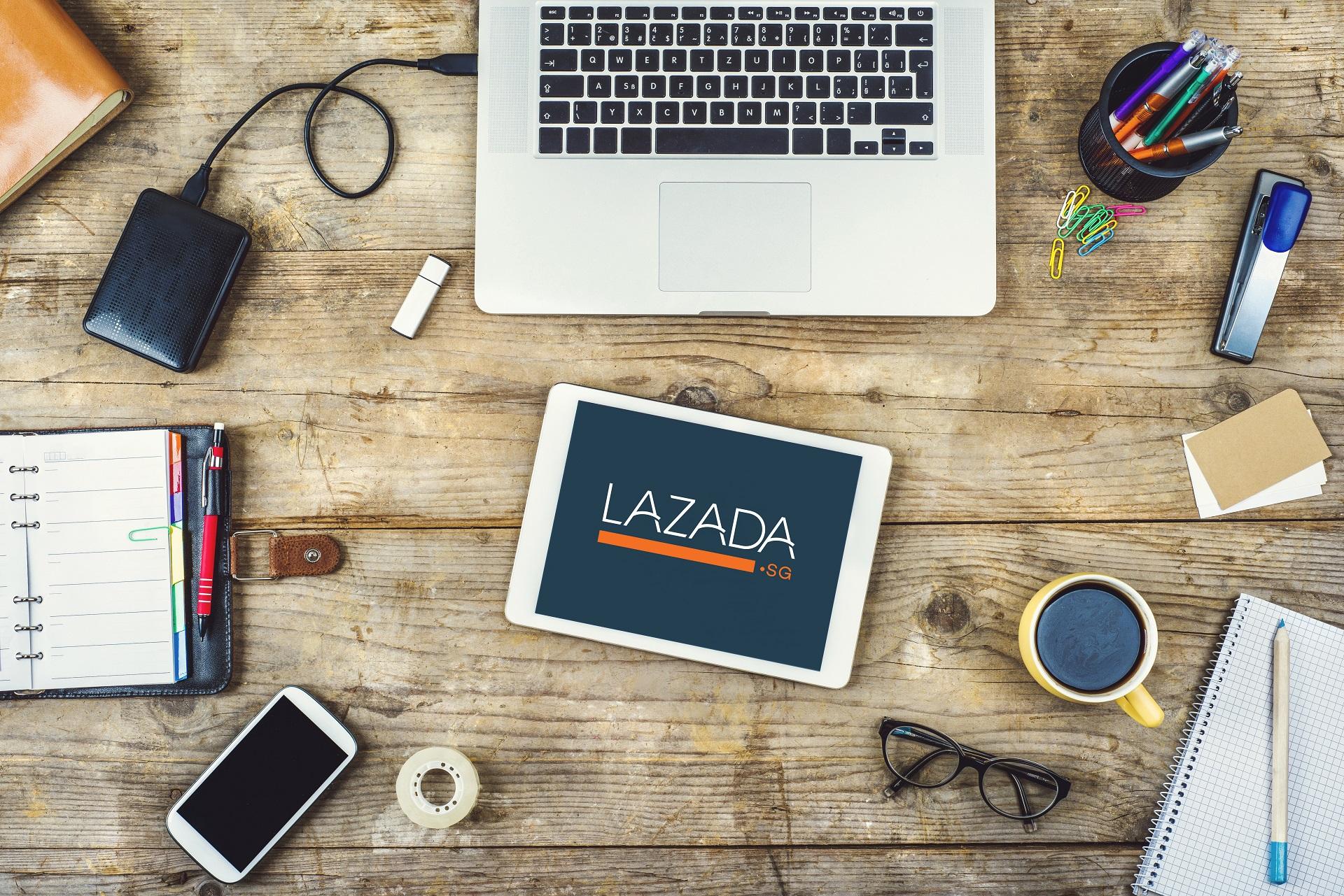Các bước để mở giang hàng trên Lazada Mall