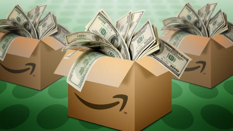 Bán hàng trên Amazon giúp thúc đẩy doanh số nhanh chóng