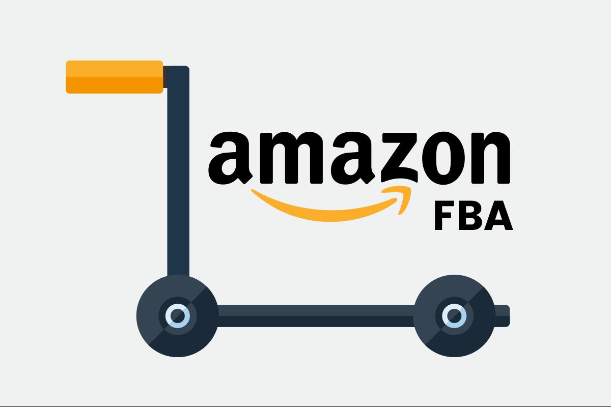 FBA cho người bán hàng trên Amazon