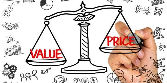 Tránh định giá thấp hơn hoặc quá cao