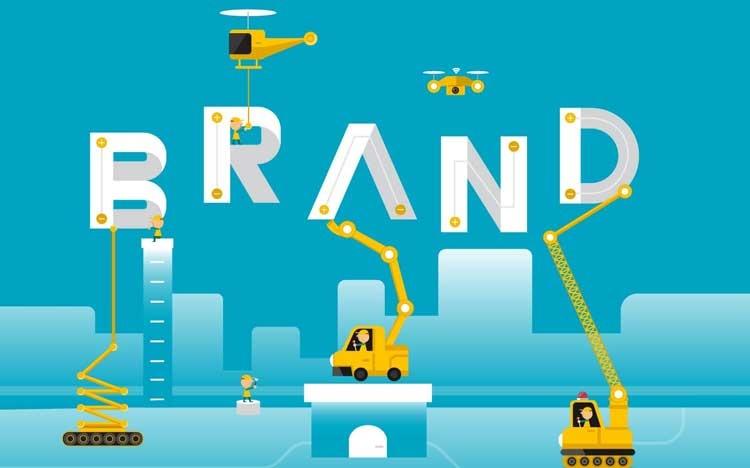 xây dựng thương hiệu doanh nghiệp trên thị trường