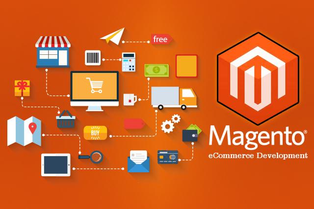 Magento có tính năng giỏ hàng hoạt động cực kỳ mạnh mẽ