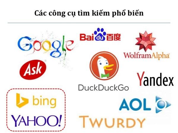 Gần 93% khách hàng sử dụng các công cụ tìm kiếm