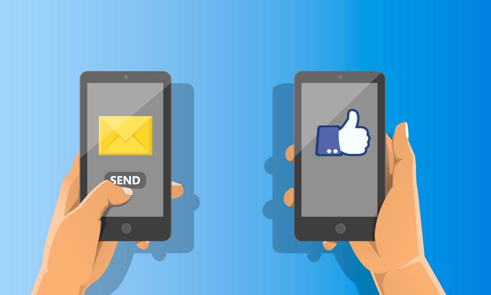 Email Marketing và Facebook Ads
