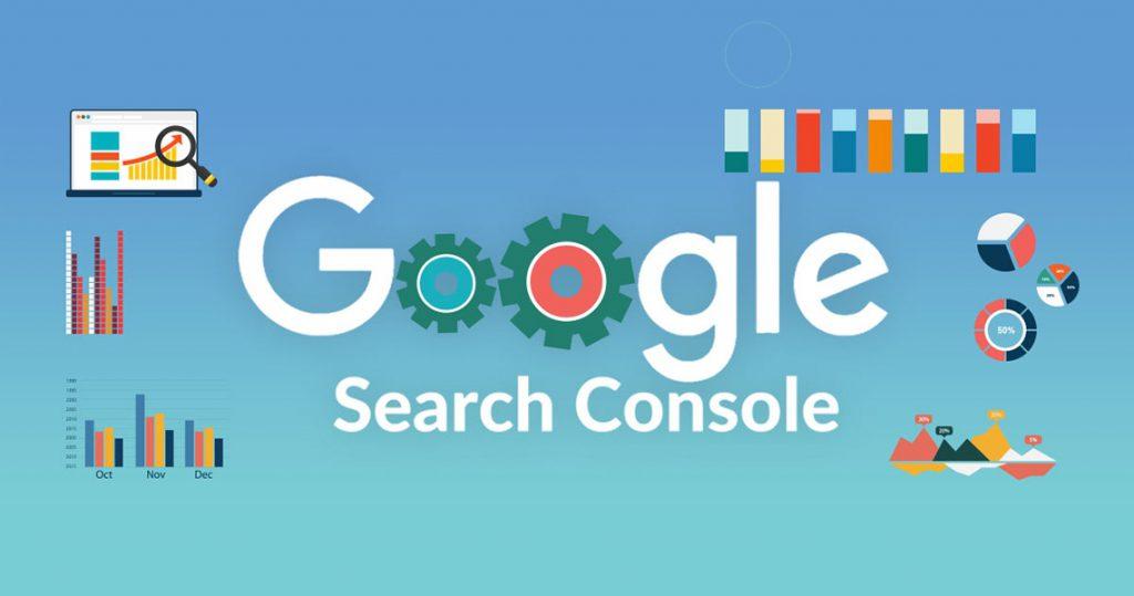 Google Search Console giúp bạn thống kê lượng khách truy cập