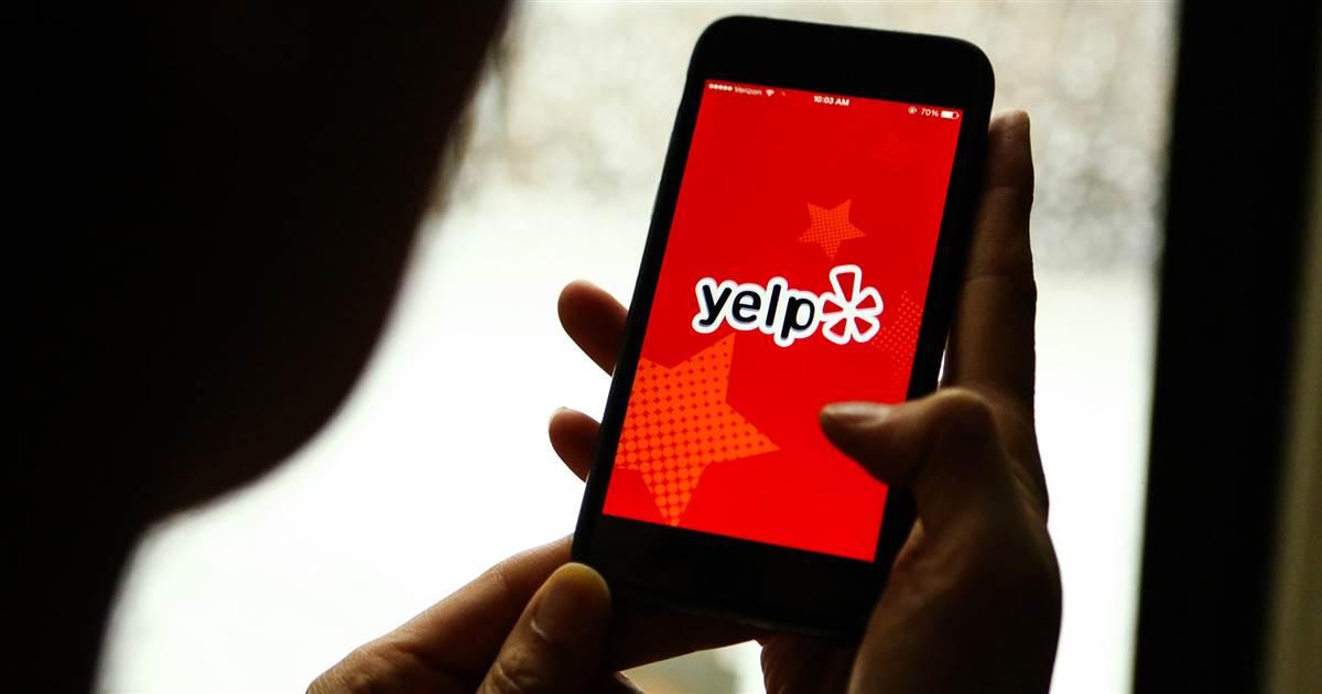 Yelp là một trang web review