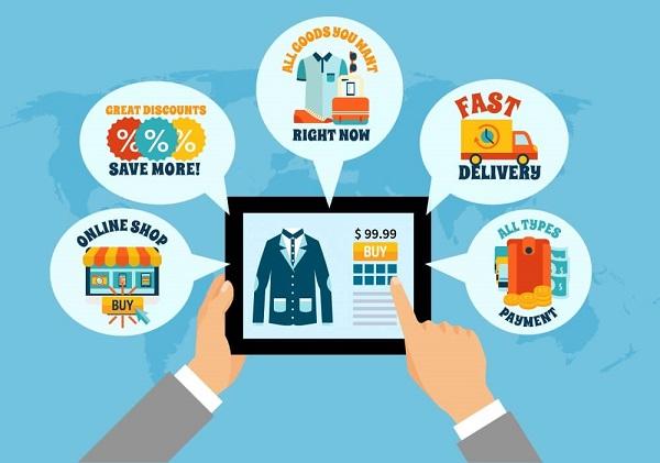 Các ưu điểm của mô hình thương mại điện tử