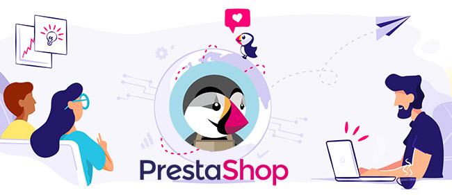 PrestaShop là một mã nguồn mở của Pháp