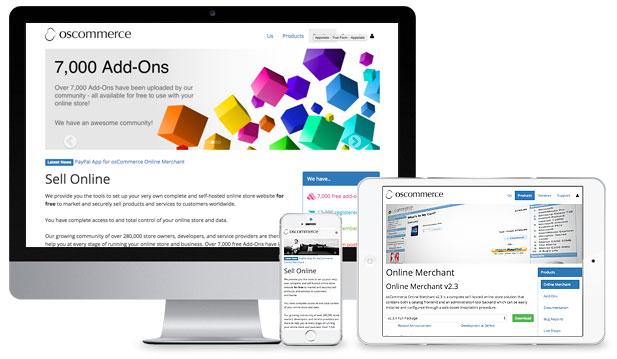 OSCommerce là một hệ thống thương mại điện tử mạnh mẽ và linh hoạt
