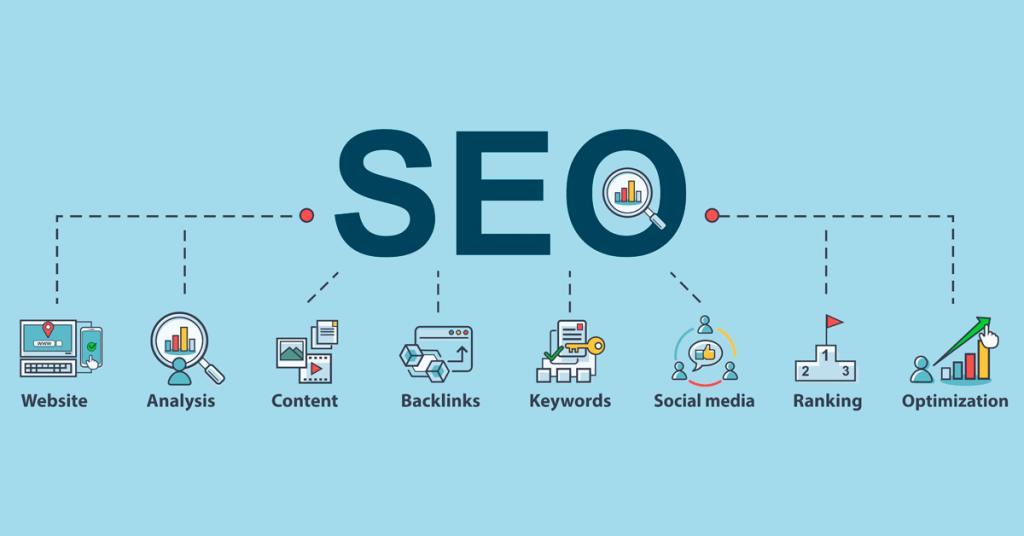 tìm kiếm online SEO