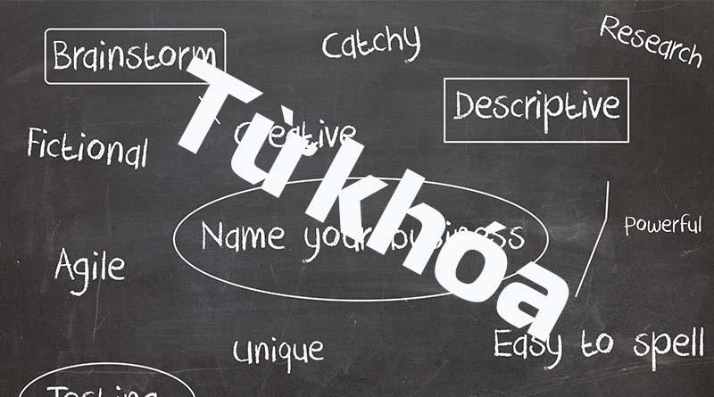 Thêm tất cả các từ khóa có liên quan cho thương hiệu của bạn