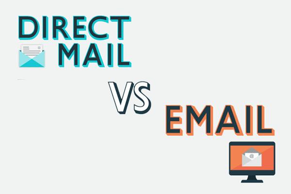 email marketing và direct mail