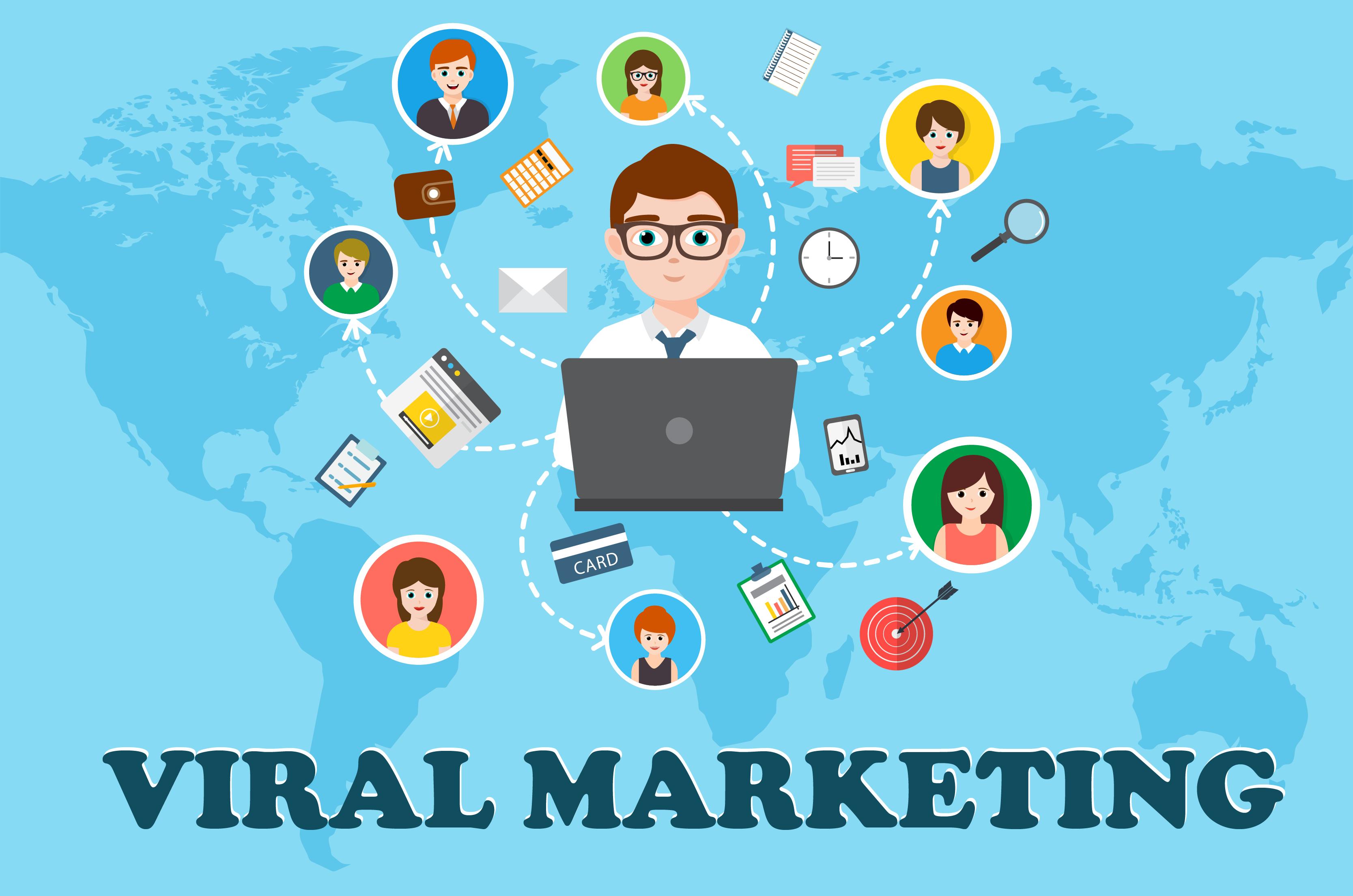 triển khai chiến dịch viral marketing2