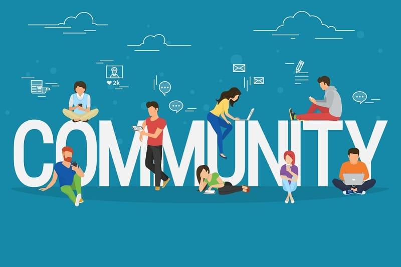 Xây dựng cộng đồng mạnh mẽ