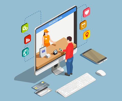 Bán hàng online hoàn toàn khác với bán hàng offline trực tiếp