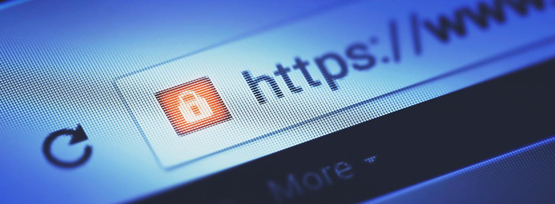 nếu nó bị hỏng, không khóa hoặc màu đỏ, có nghĩa là không có chứng chỉ SSL