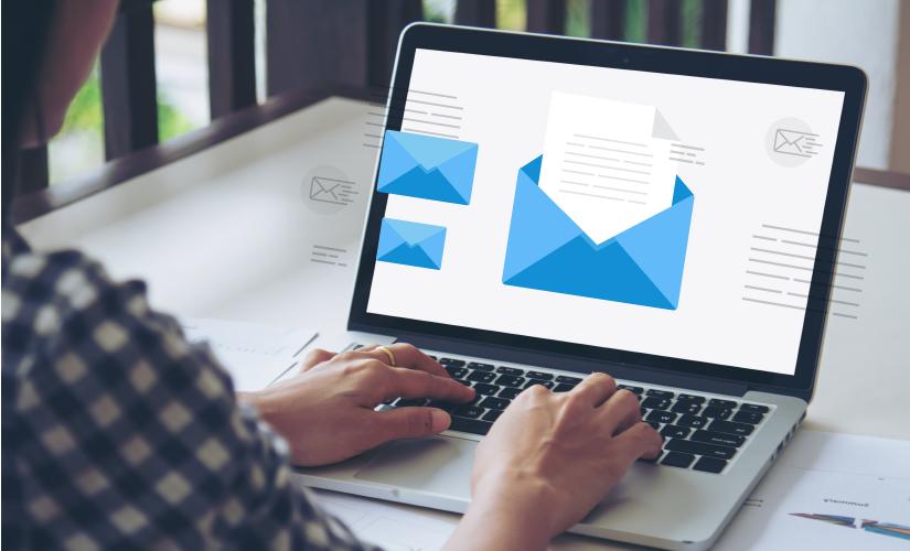 lưu trữ email từ một nhà cung cấp