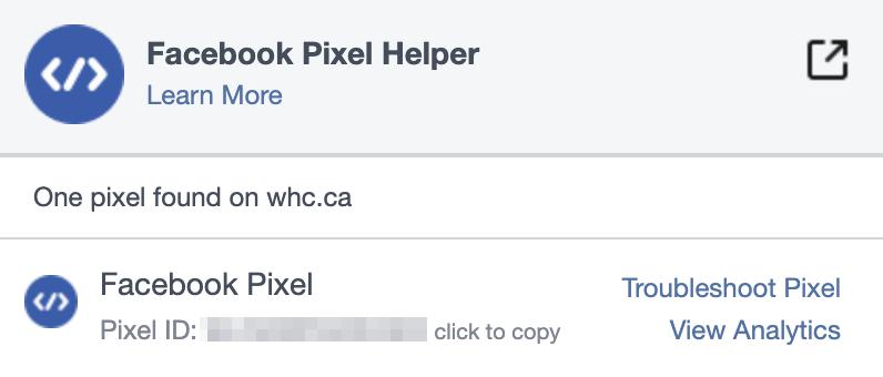 Truy cập website của bạn để kiểm tra cài đặt