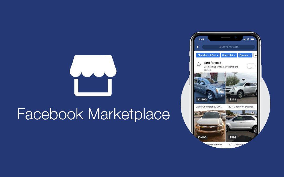 Top 2: Phần mềm Facebook Marketplace