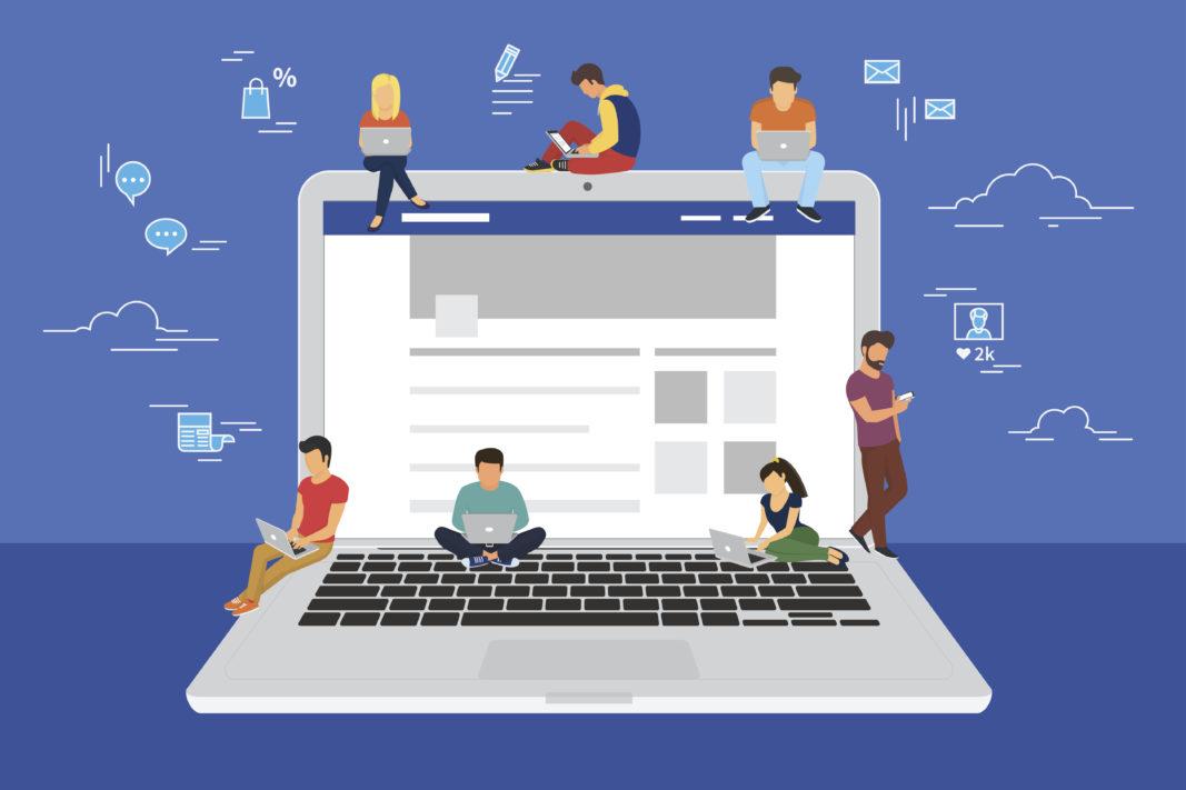 Facebook là nền tảng tiếp thị online màu mỡ cho các nhà quảng cáo với hơn 2,7 tỷ người dùng