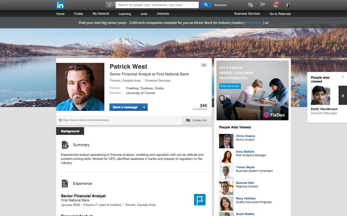 LinkedIn được xem là nền tảng số 1 cho các cá nhân, doanh nghiệp