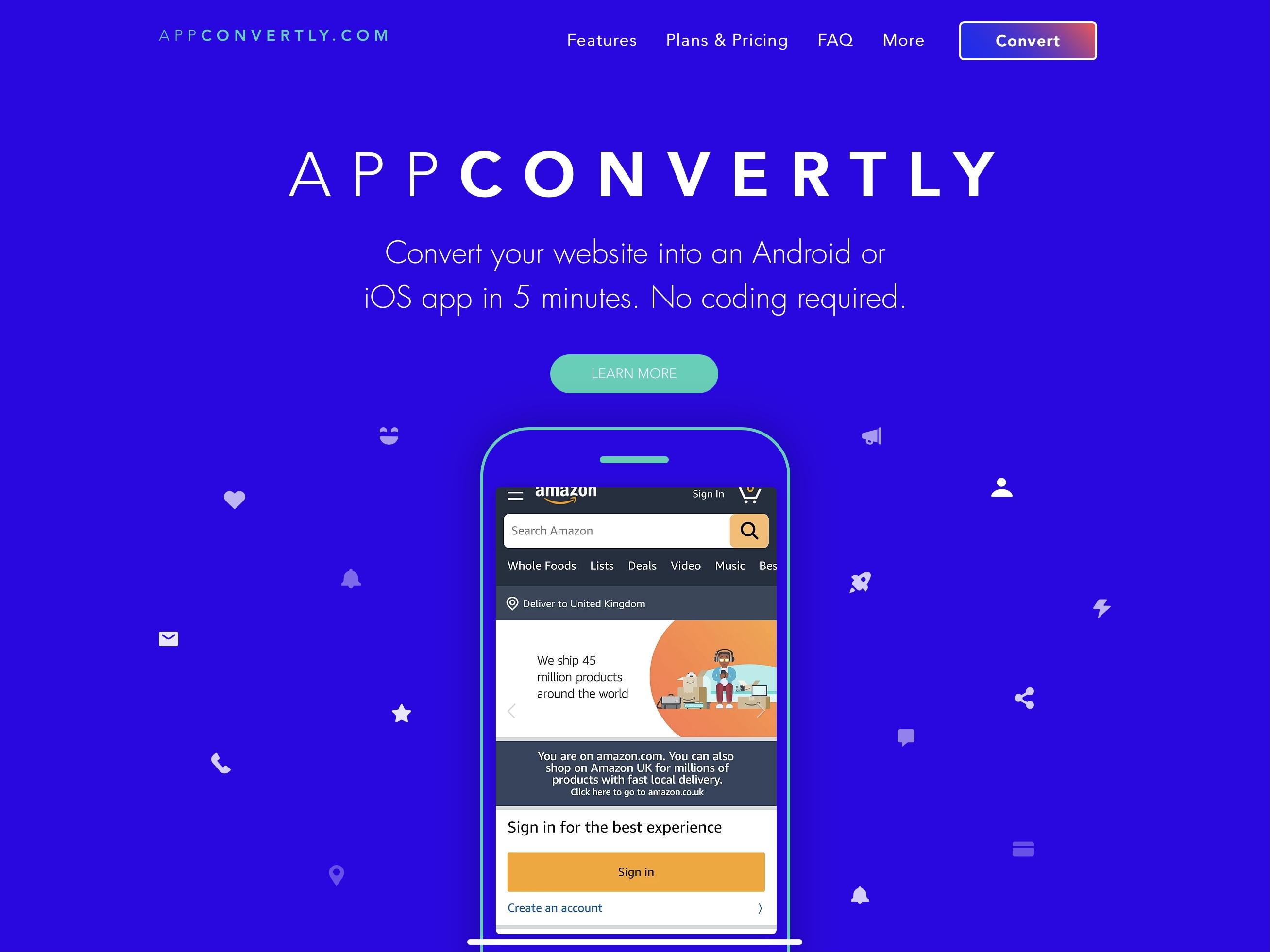Appenguin cho phép bạn tạo ứng dụng Android miễn phí