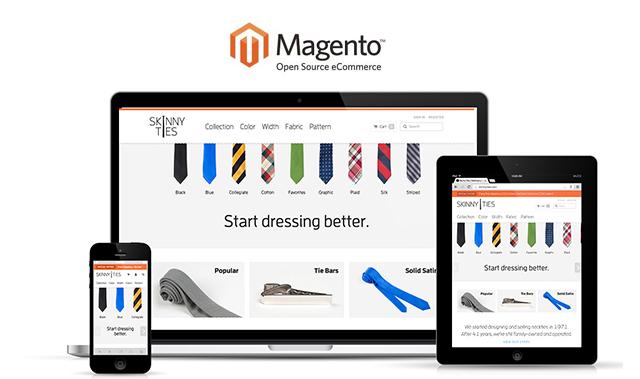 Magento là giải pháp thương mại điện tử cho mọi quy mô