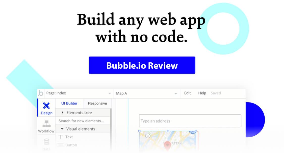 Bubble cung cấp đầy đủ các chức năng tương tác