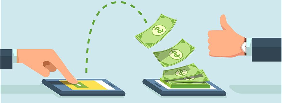 Thanh toán lệ phí đăng ký + phí dịch vụ mua bán và chuyển nhượng tên miền quốc gia .VN